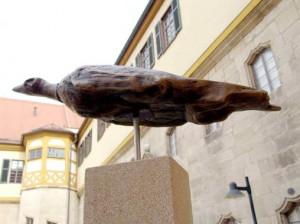 Vogel Hohle Fels Schelklingen